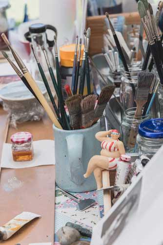 brushes studio