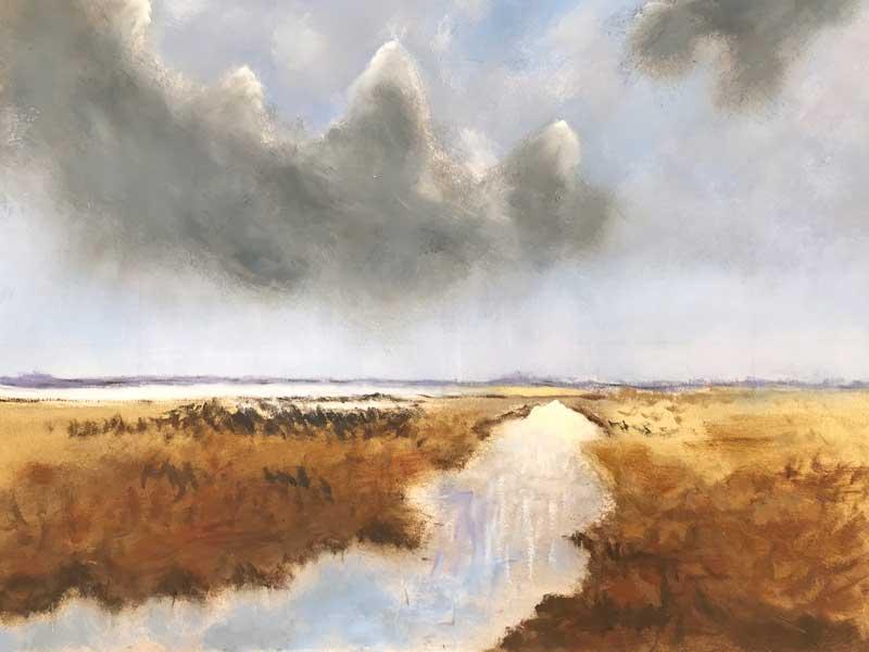 A North Norfolk Creek