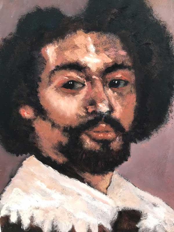 study after Diego Velázquez
