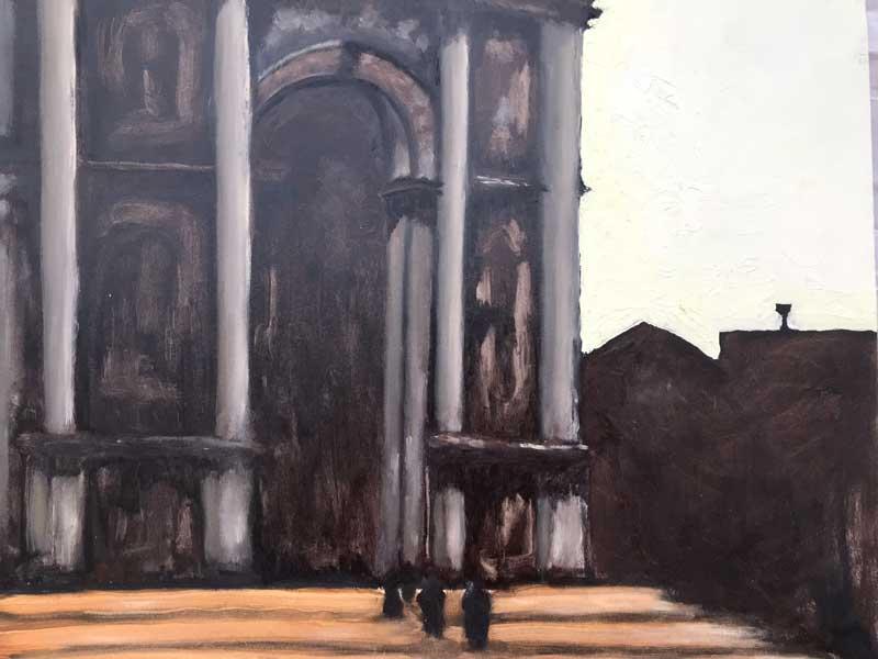 study of Saint Giorgio Maggiore