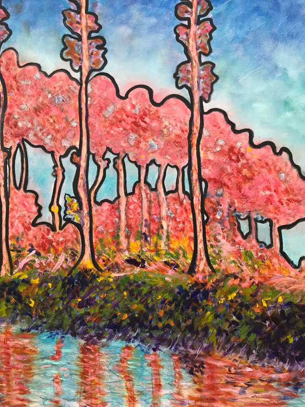 study after Monet