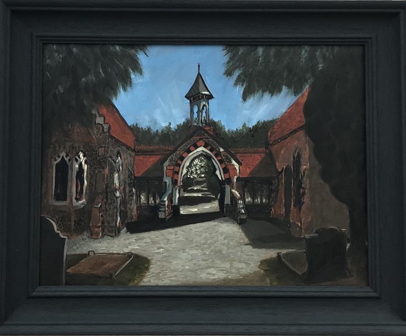 The Old Cemetery, Dereham, Norfolk